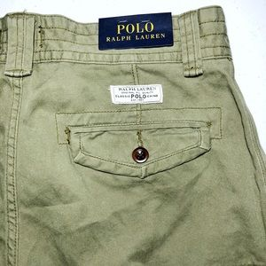 Polo Ralph Lauren Classic Chino Cargo Shorts 32